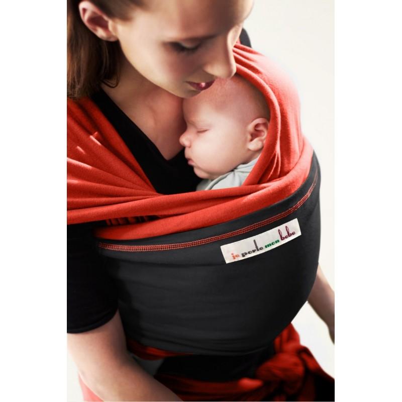 JPMBB Vaikjuostė Original, Red Couture, Charcoal Grey
