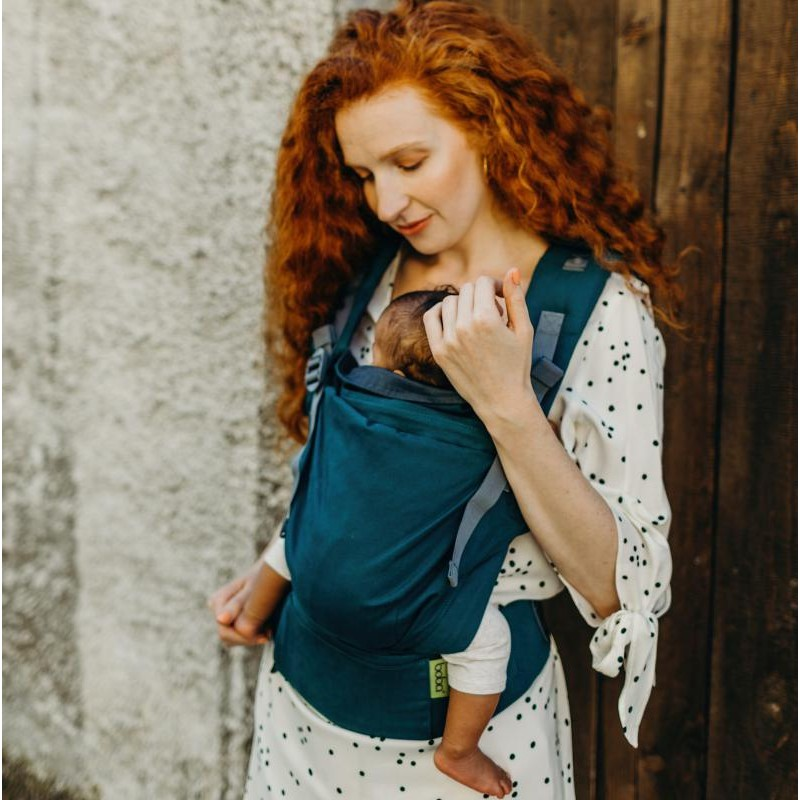 BOBA X baby carrier - style and magic! Atlantic 4259cd151a5
