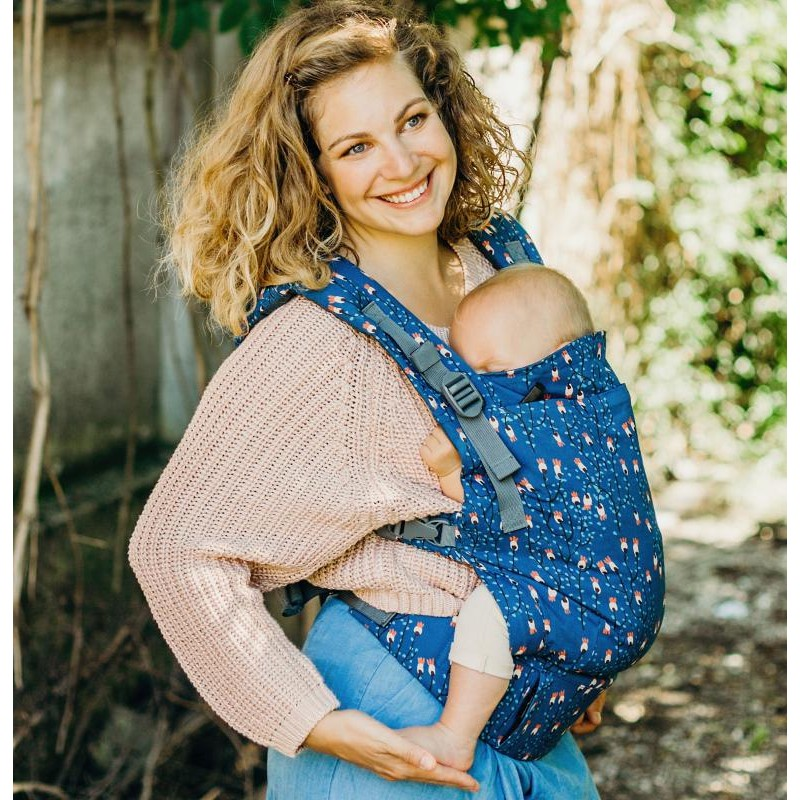 BOBA X baby carrier - style and magic! Oceana 8a2cb5a63e8