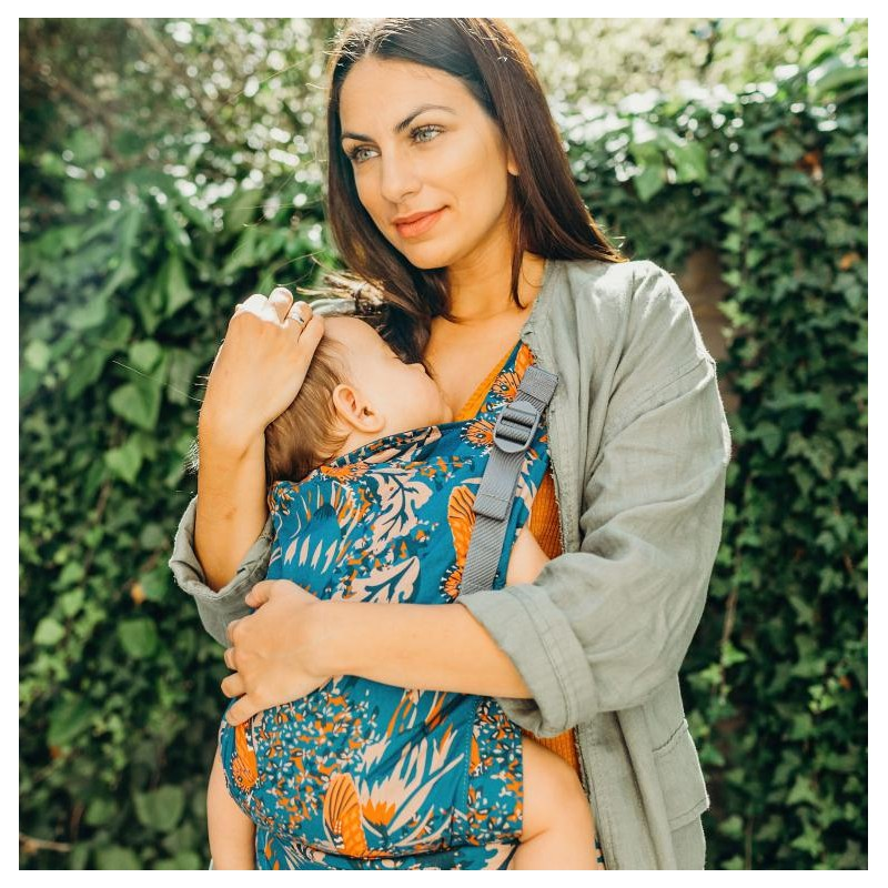 f17cb929840 BOBA X baby carrier - style and magic! Mademoiselle