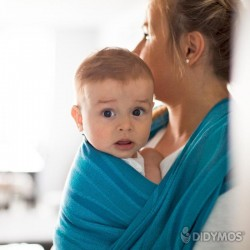 DIDYMOS wrap, Waves Acqua