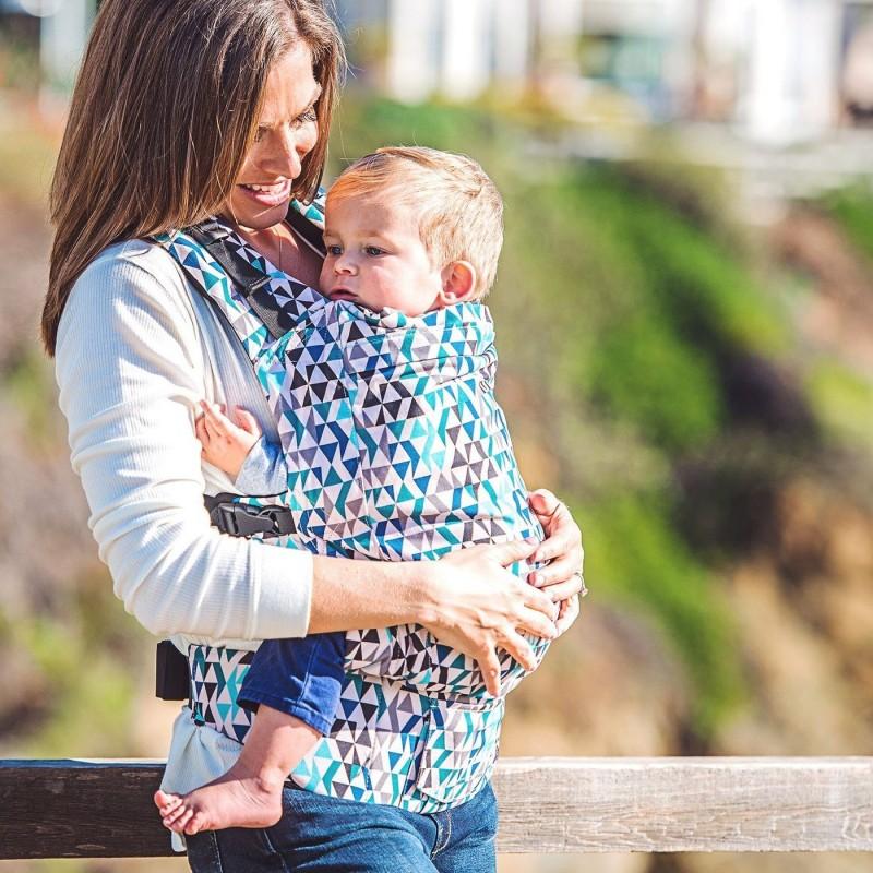 Beco Toddler nešioklė, Geo Teal Blue