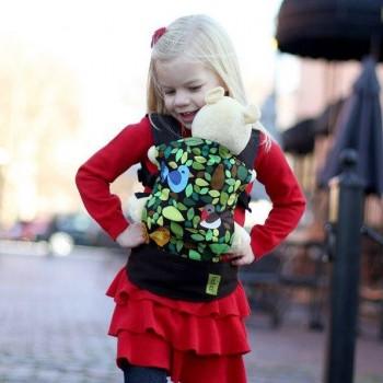 Žaisliukų nešioklė BOBA MINI, Tweet