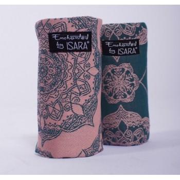 Isara seilinukai TEETHING PADS, Kaleidoscopix Verdi