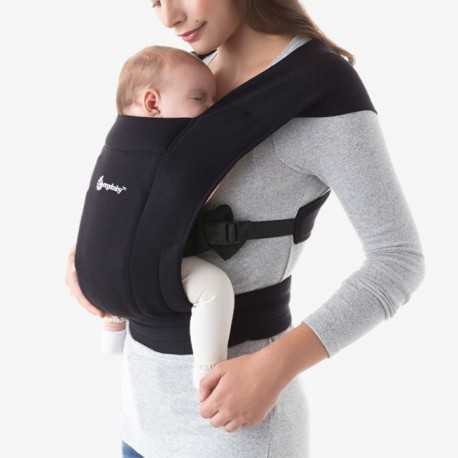 Ergobaby EMBRACE, Pure Black
