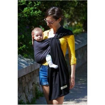 LOVE RADIUS sling, Anthracite/Noir