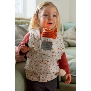 Žaisliukų nešioklė Manduca, SoftBlossom Light