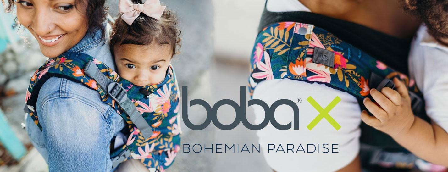 Boba X new 2020, Bohemian Paradice